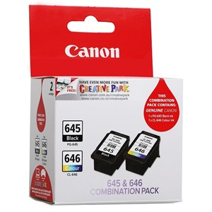 PG645 / CL646 Canon Combination Pack