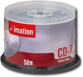 CD-R Inkjet Printable