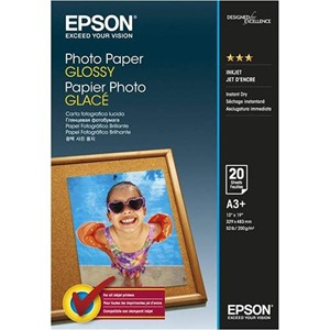 A3+ Epson Glossy Paper - 200gsm 20 sheets