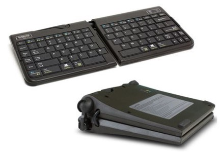 Input Devices for Notebooks