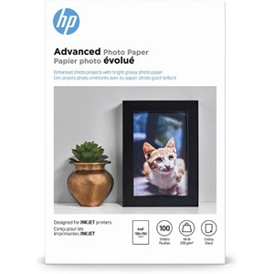 4x6 HP Everyday Glossy Paper 180gsm - 100 sheets