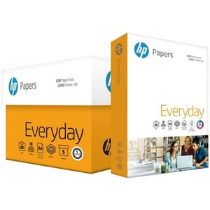 HP Everyday A4 80gsm Copy Paper 500 shts