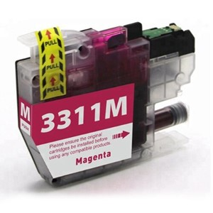 LC3311M Compatible Magenta Ink Cartridge for Brother