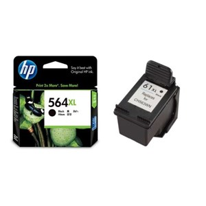 Hewlett-Packard Inkjet Cartridges