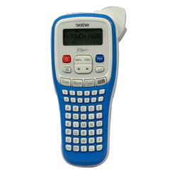 Brother PTH105 Portable Handheld Electronic Labeller