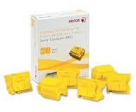 108R01032 Fuji Xerox Solid Ink Yellow - Box of 6