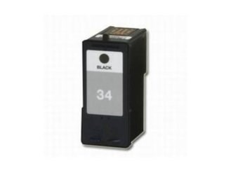 34 Black Compatible High Yield for Lexmark