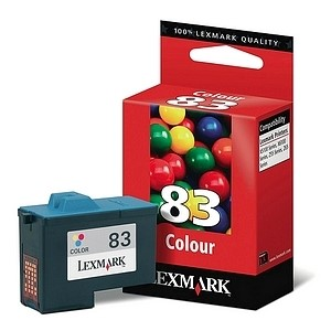 83 Lexmark Colour Cartridge