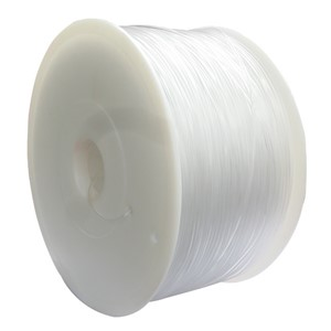 ABS Filament 1.75mm 1kg - Transparent White