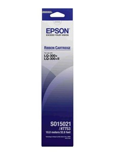 7753 Epson Black Ribbon