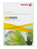 A4 White 100 GSM Colortech+ Xerox Colour Laser Paper - 500 sheets