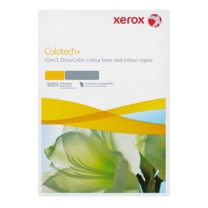 A4 White 120 GSM Colortech+ Xerox Colour Laser Paper - 500 sheets