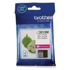 LC3313M Brother Magenta High Yield Ink Cartridge