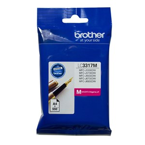 LC3317M Brother Magenta Ink Cartridge