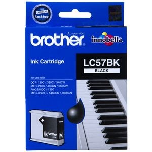 LC57BK Brother Black Cartridge