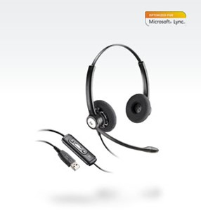 Plantronics Blackwire C320 Wired UC Headset
