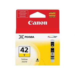 CLI-42Y Canon Yellow Ink