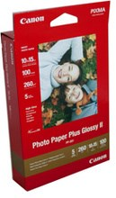 4x6 Canon Photo Paper Plus 100 shts 265 gsm