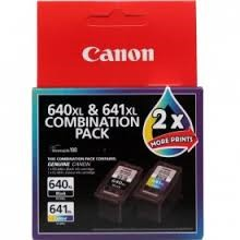PG640XL / CL641XL Canon XL Combination Pack