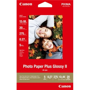 4x6 Canon Photo Paper Plus 50 shts 265 gsm