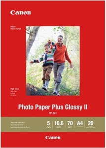 A4 Canon Photo Plus Glossy 20 shts 265gsm
