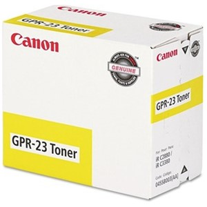 Canon TG35 Yellow Copier Toner GPR23