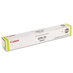 Canon TG45 Yellow Copier Toner GPR30