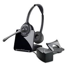 Plantronics CS520 Wireless Headset with Handset Lifter (HL10)