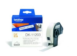 DK11203 Brother 300 17x87 File Folder Labels