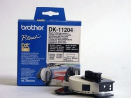 DK11204 Brother 17mm x 54mm Labels - 400 per roll