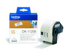DK11208 Brother 38x90mm Large Address Labels - 400 per roll
