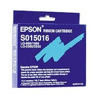 S015016 Epson Black Ribbon