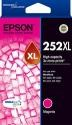 Epson 252XL High Capacity Magenta ink