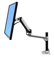 Ergotron LX Desk Mount LCD Arm - Tall Pole