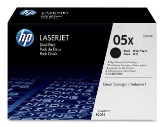 05X HP High Yield Black Toner