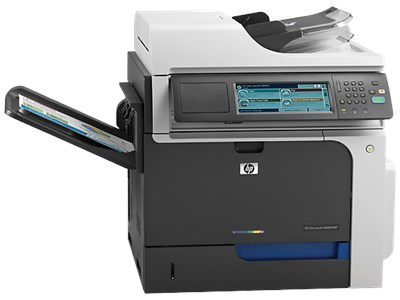 HP Colour LaserJet Enterprise CM4540 MFP
