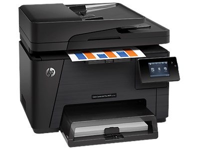 HP Colour LaserJet Pro MFP M177fw Printer