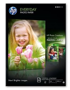 A4 HP Everyday Photo Paper - 100 sheets