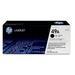 49A HP Toner Cartridge - 2500 pages