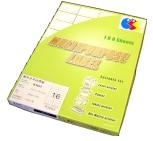 Laser/Inkjet/Copier Labels - Packs of 100