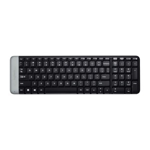 Logitech K230 Wireless Compact Keyboard