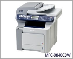 Brother MFC9840cdw