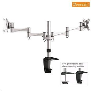 Brateck BT-LDT02-C024 Dual LCD Arm Desk Mount