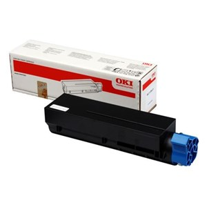 45807107 Oki Black Toner 7k pages