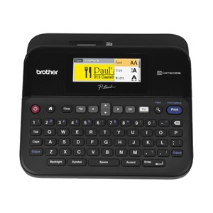 Brother P-Touch PTD600