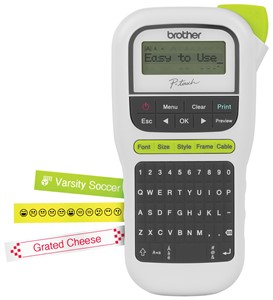 Brother PTouch PTH110 Label Maker