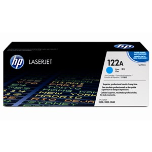 Q3961A (122a) HP Cyan Toner Cartridge