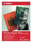 4x6 Canon Photo Paper Semi-gloss (260gsm/20sh)