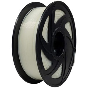 PLA Filament 1.75mm 1kg - Glowing Natural