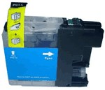 LC133C Compatible Cyan Cartridge for Brother